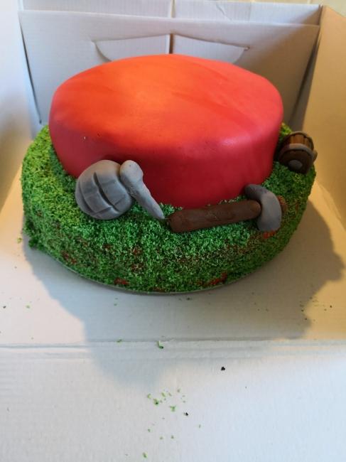 Verjaardags taarten