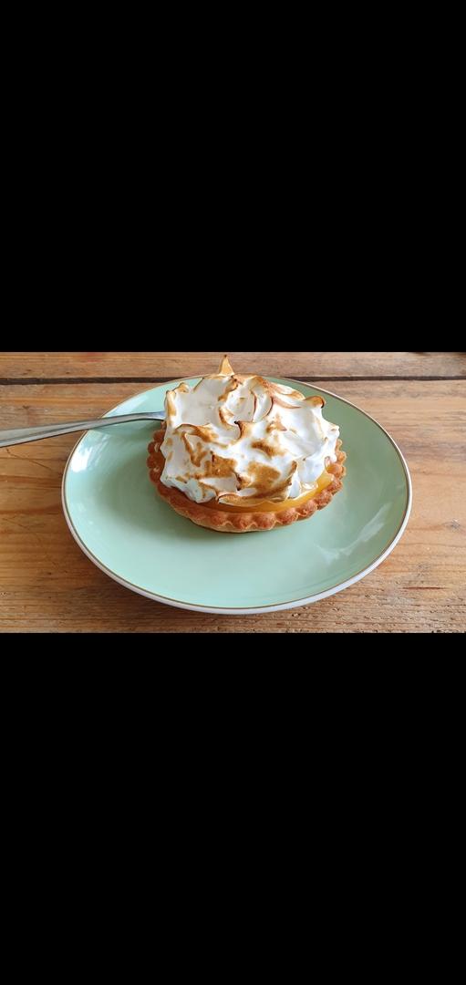Lemon Merengue Pie Tartelettes