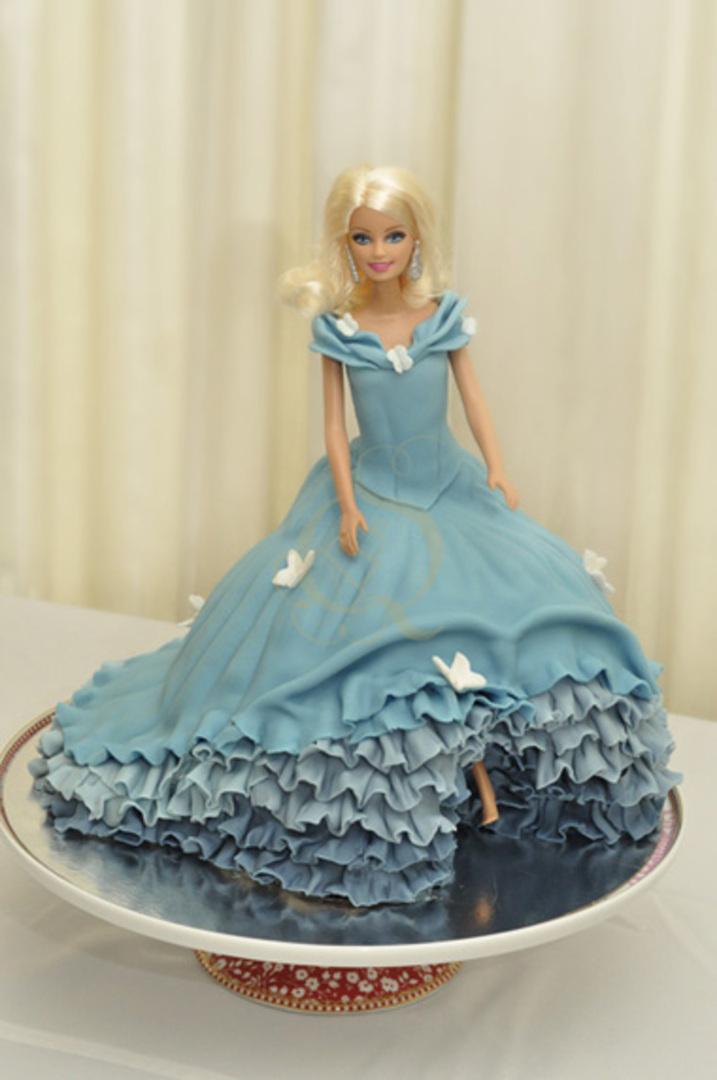 Princesses Taart